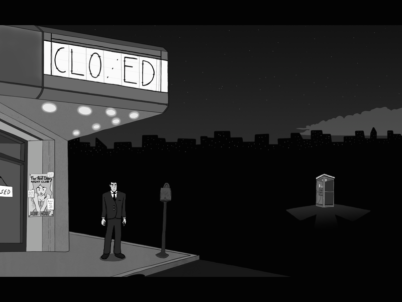 Screenshot 2 of Skumring: Extra Noir Edition!
