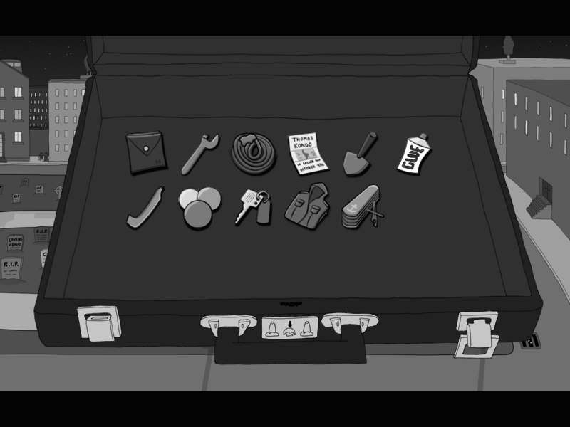 Screenshot 3 of Skumring: Extra Noir Edition!