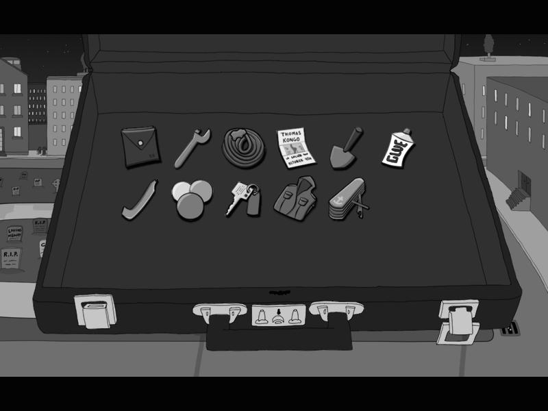 Screenshot 3 of Skumring: Extra Noir Edition! width=