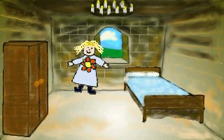 Screenshot of The Adventures of Princess Marian