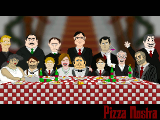 Screenshot of Pizza Nostra