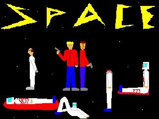 Screenshot of Space