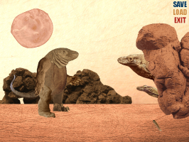 Screenshot 1 of Monty the Komodo Dragon