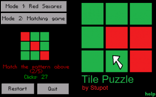 Screenshot 1 of Tile Puzzle