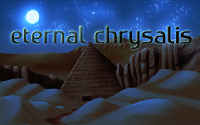 Zoomed screenshot of Eternal Chrysalis