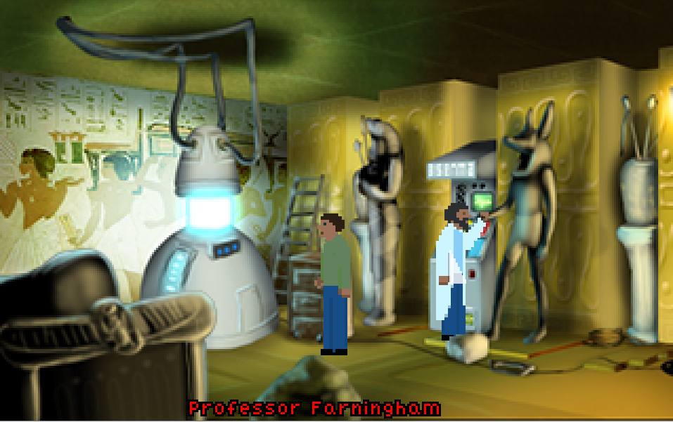 Screenshot 2 of Eternal Chrysalis