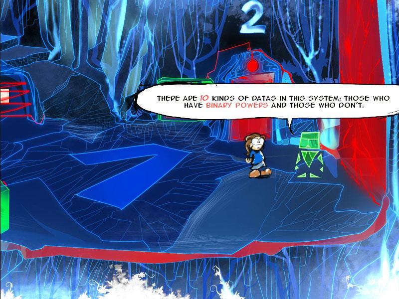 Screenshot 2 of Nefasto's Misadventure - Meeting Noeroze - Part 1 - DEMO