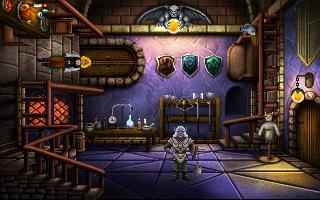 Screenshot 2 of Heroine's Quest: The Herald of Ragnarok width=