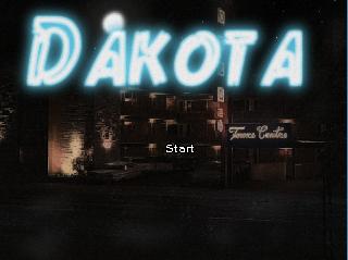 Zoomed screenshot of Dakota