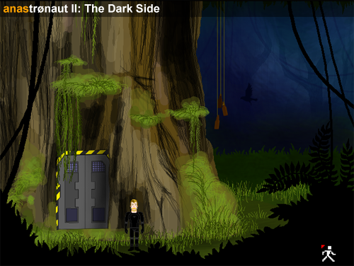 Screenshot 2 of Anastrønaut II: The Dark Side width=
