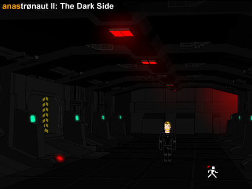 Screenshot 3 of Anastrønaut II: The Dark Side width=