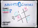 Screenshot 1 of Noughts & Crosses