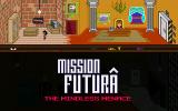 Screenshot 1 of Mission Futura - The Mindless Menace