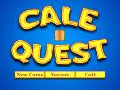 Screenshot 1 of Cale Quest
