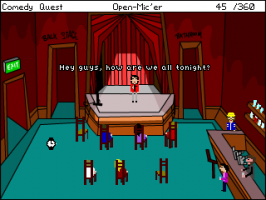 Screenshot 1 of Comedy Quest