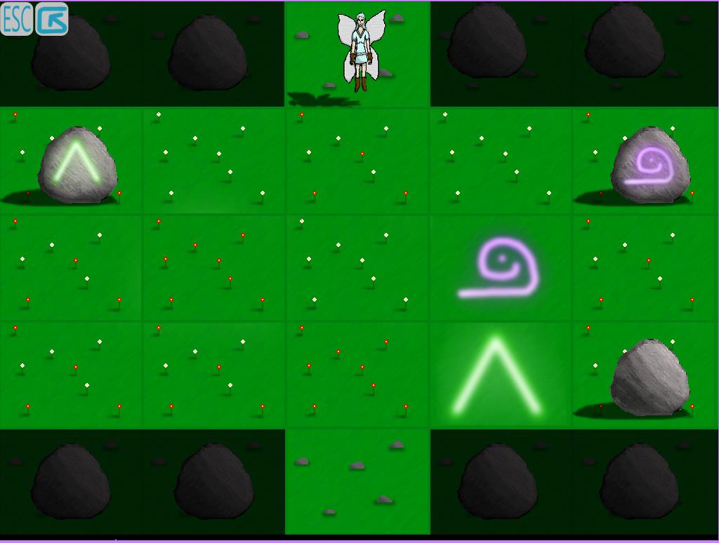 Screenshot of Runestones!