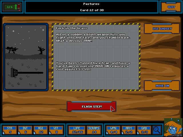 Screenshot 3 of Alien Cow Rampage: Orion Needs Your Milk! width=