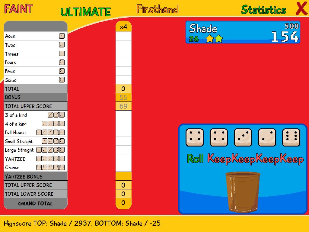 Screenshot 2 of AGS Yahtzee 2 width=