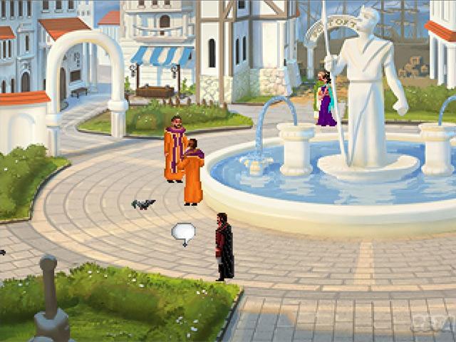 Screenshot 1 of Quest for Infamy