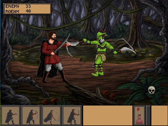 Screenshot 3 of Quest for Infamy width=