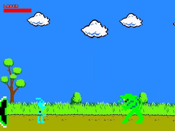 Screenshot of Guyver 1D
