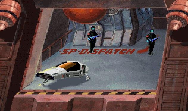 Zoomed screenshot of SP Machinima #1
