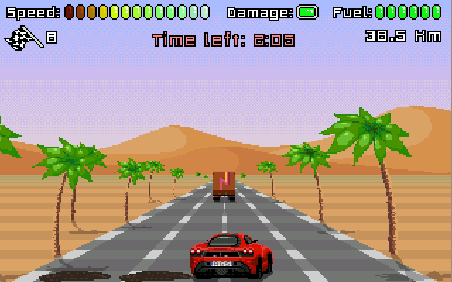 Screenshot 3 of Red Hot Overdrive