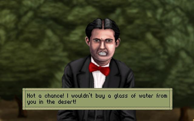 Screenshot 2 of A Golden Wake