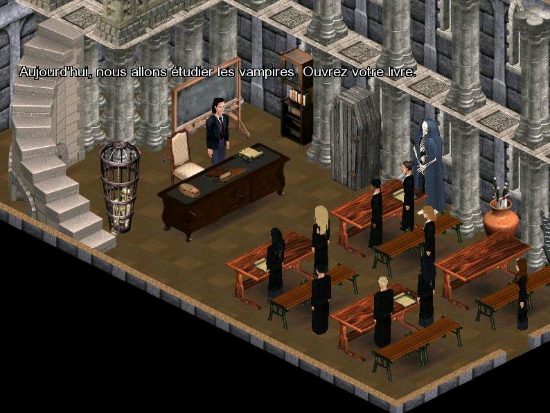 Screenshot 2 of Harry Potter RPG
