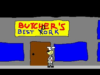 Screenshot of Butcher Stanys