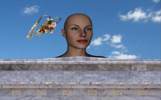 Screenshot 3 of Flying Thinker width=