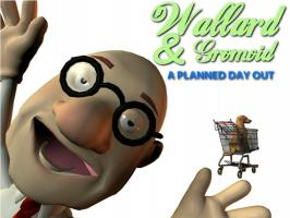 Screenshot 1 of Wallard and Gromoid IN A Planned Day Out