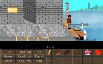 Screenshot 3 of Indiana Jones and the Gold of Genghis Khan
