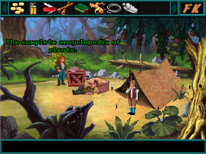 Screenshot 3 of Faye King: Jungle Jeopardy