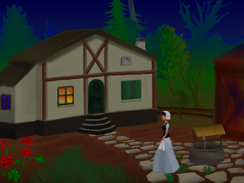 Screenshot 1 of A night in Berry - long version