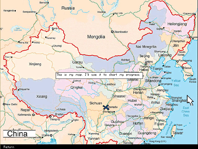 Screenshot 3 of Chongo's China Adventure width=