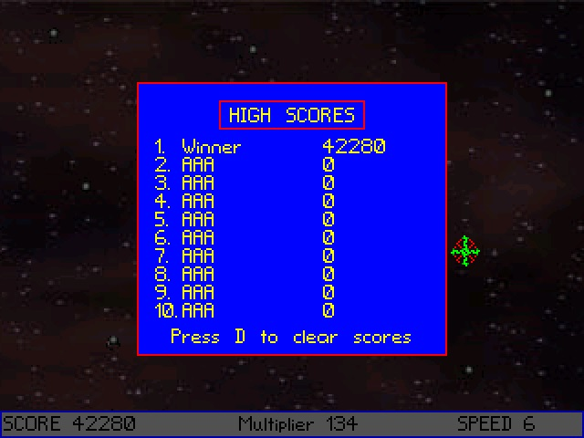 Screenshot 3 of Space Bird Missile Cats