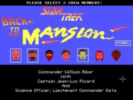 Screenshot 1 of Star Trek: Back to the Mansion