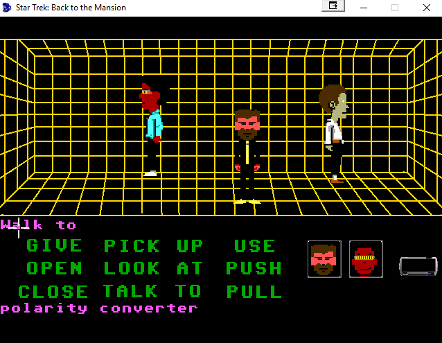 Screenshot 2 of Star Trek: Back to the Mansion width=