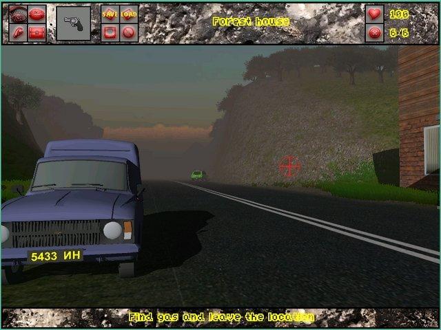 Zoomed screenshot of Road of Destiny