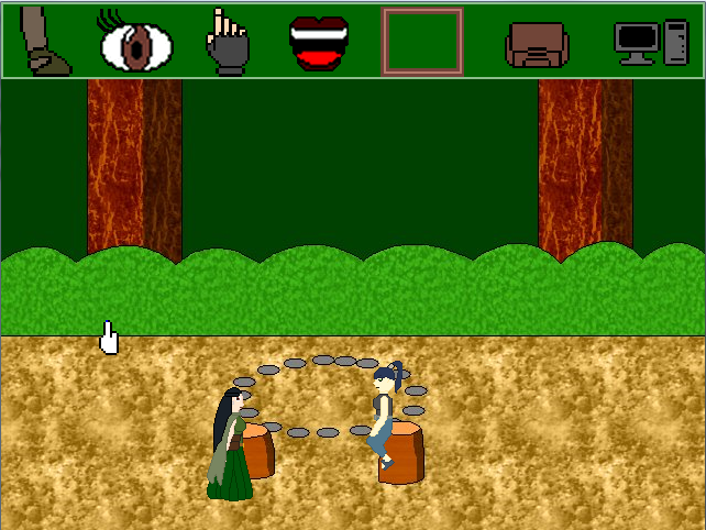 Screenshot of Lydia and the Mystery of Nellreno Manor