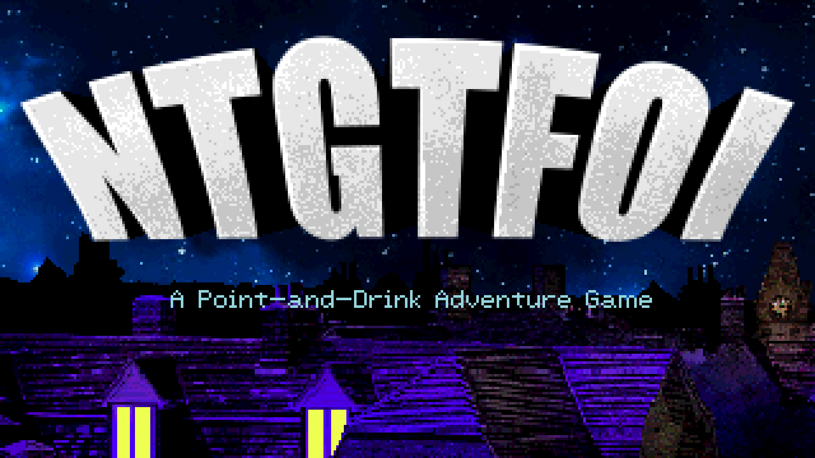 Zoomed screenshot of NTGTFOI - The Game