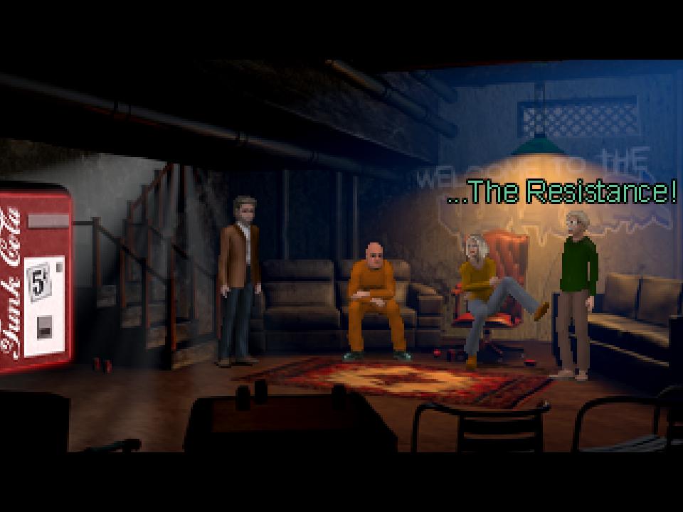 Screenshot of Shadow Wars [DEMO]