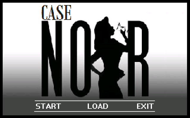 Screenshot of Case Noir