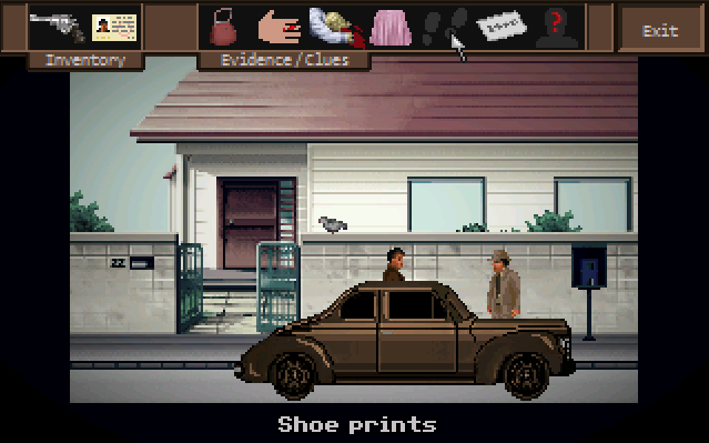 Screenshot 3 of Case Noir