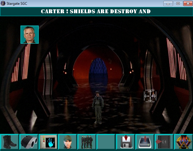 Screenshot 2 of Stargate SGC