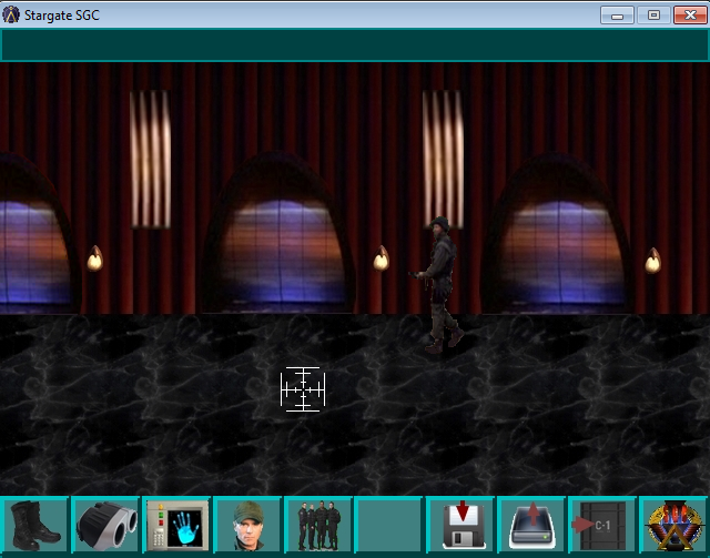 Screenshot 3 of Stargate SGC