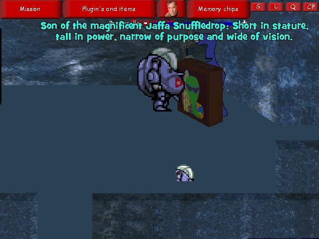 Screenshot 2 of DarkForce: Peace among nations...