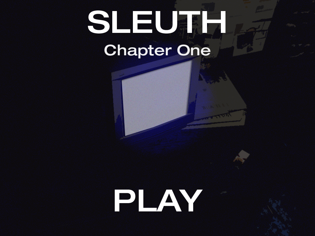 Screenshot of Sleuth