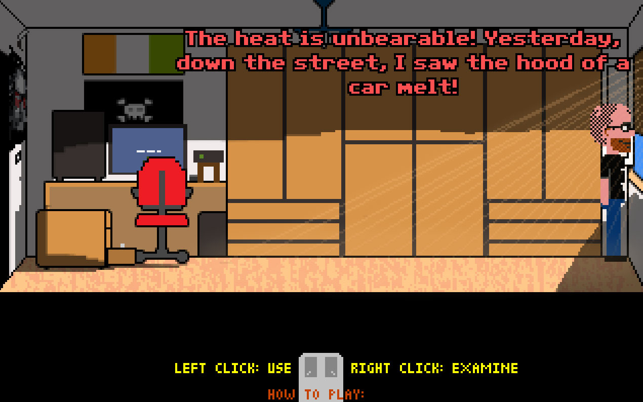 Screenshot 3 of A Homie Adventure